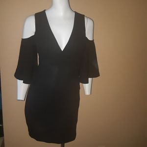 Womans Black Size Medium Another Story Dress